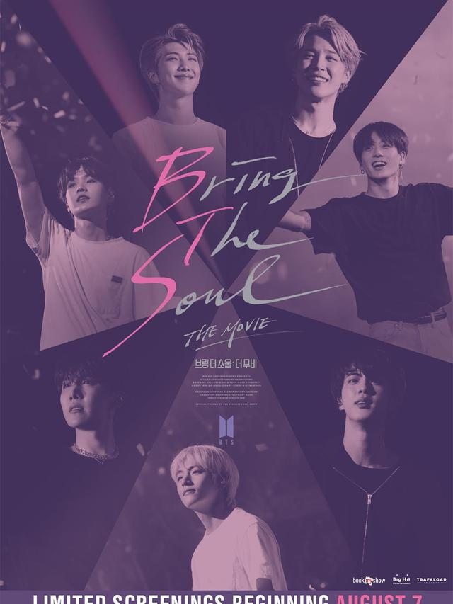 Film BTS, Bring the Soul: The Movie