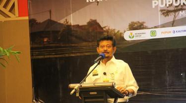 Dukumh Pengembangan Produktivitas Kementan Dorong Petani Manfaatkan Skema KUR Pertanian