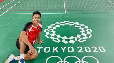 Anthony Ginting, Olimpiade Tokyo