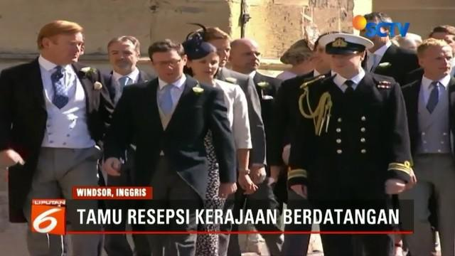 Acara pernikahan Pangeran Harry dan Meghan Markle akan dihadiri para tamu istimewa dari berbagai negara.