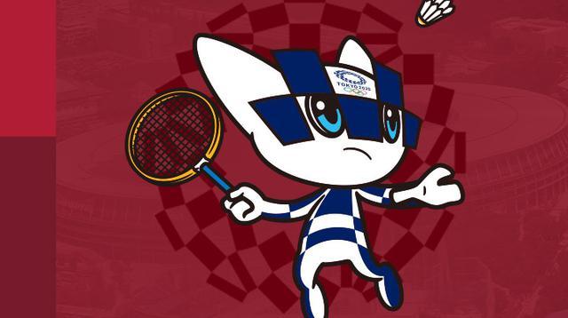 Olimpiade 2020 - Ilustrasi Cabang Olahraga Bulutangkis (Bola.com/Adreanus Titus)