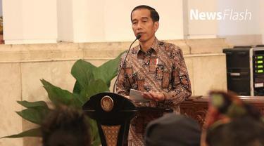 Jokowi memerintahkan agar tanah-tanah negara dan terlantar diberikan kepada masyarakat Indonesia