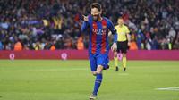 1. Lionel Messi (Argentina) - Barcelona. (EPA/Alejandro Garcia)