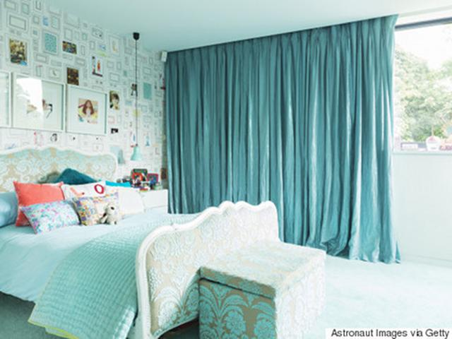 Efek Menggunakan Warna Biru Untuk Kamar Tidur Anda Lifestyle Liputan6 Com