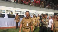 Gubernur DKI Anies Baswedan (Liputan6.com/M Radityo Priyasmoro)