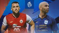 BRI Liga 1 - Duel Antarlini - Persija Jakarta Vs PSIS Semarang (Bola.com/Adreanus Titus)
