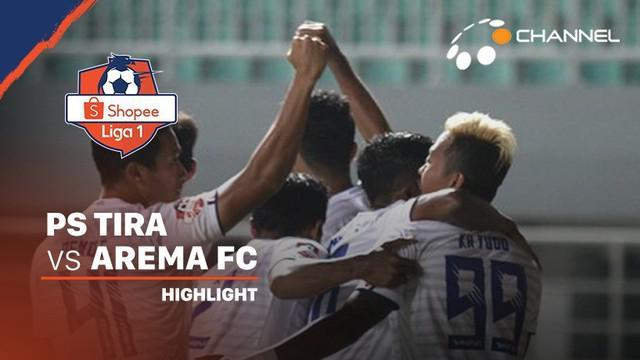 Berita video highlights pekan pertama Shopee Liga 1 2020 antara PS Tira Persikabo melawan Arema FC yang berakhir dengan skor 0-2 di Stadion Pakansari, Senin (2/3/2020).