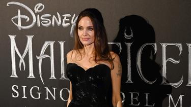 [Fimela] Angelina Jolie di Premiere Maleficent 2