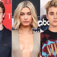 Shawn Mendes akhirnya buka suara mengenai hubungan Justin Bieber dan juga Hailey Baldwin usai dirinya digosipkan pacaran dengan sang model. (People Magazine)