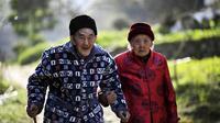 81 Tahun Bersama, Pasangan Ungkap Rahasia Kisah Cintanya