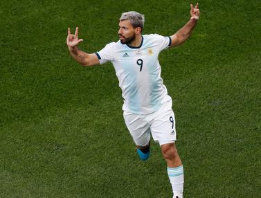 Kalahkan Chile, Argentina Finis Posisi Tiga Copa America 2019