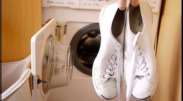 Mesin Cuci Ternyata Bisa Bersihkan 3 Barang Ini