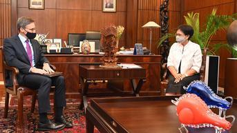Konselor Deplu AS Derek Chollet ke Indonesia, Perkuat Kemitraan Strategis