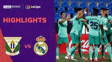 Berita Video Highlights La Liga, Sergio Ramos Kembali Cetak Gol Saat Real Madrid Diimbangi Leganes 2-2