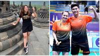 Potret Terbaru Melati Daeva Di Luar Lapangan, Baru Raih Emas di SEA Games  (sumber:Instagram/melatidaeva)