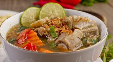 Resep Sop Daging Sapi Rempah Kuah Kental Sedap Lifestyle Fimela Com