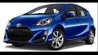 Toyota Prius C (Autoevolution)