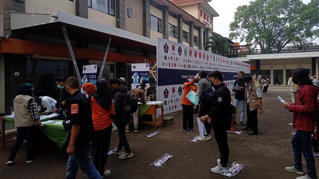 3000 Relawan Covid 19 Siap Terjun Di Jawa Barat Regional Liputan6 Com