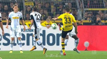 Berita video Julian Weigl dan para pencetak gol terbaik Bundesliga 2017-2018 pekan ke-6. This video presented by BallBall.