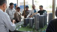 Ciputra Group mengembangkan kawasan superblok Ciputra International di daerah Puri Indah Jakarta Barat.
