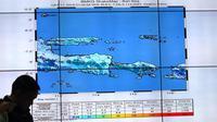 BMKG menjelaskan soal gempa Situbondo. (Liputan6.com/Ratu Annisaa Suryasumirat)