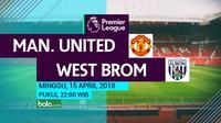 Premier League_Manchester United Vs West Bromwich Albion (Bola.com/Adreanus Titus)