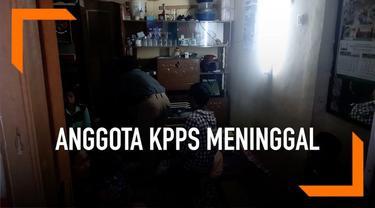 Komisi Pemilihan Umum keluarkan data terbaru jumlah anggota KPPS yang sakit dan meninggal hari Selasa (30/4). Total jumlah petugas KPPS yang meninggal sudah melebihi angka 300 orang.