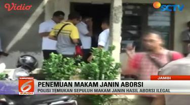 Aparat Polresta Jambi masih terus menyelidiki kasus ini. Dua bidan dan empat asisten rumah tangga yang diduga terlibat diperiksa.