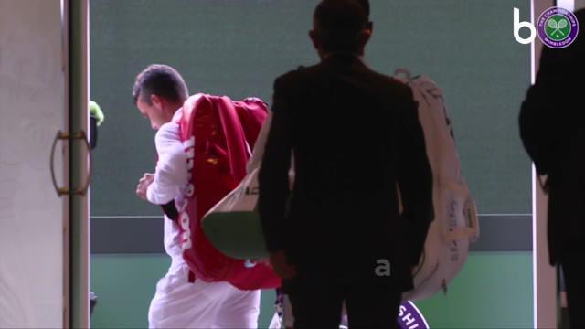 Berita Video Roger Federer Vs Novak Djokovic di Final Tenis Wimbledon 2019