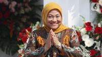 Menteri Tenaga Kerja Ida Fauziyah (Liputan6.com/Angga Yuniar)