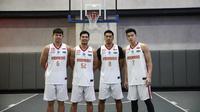 Timnas Basket 3x3 Putra Indonesia (Ist)