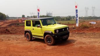 Berpotensi Oli Rembes, 21 Suzuki Jimny Kena Recall