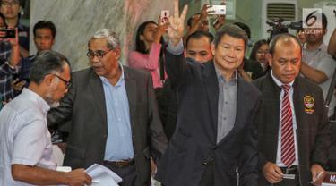 Tim Hukum Prabowo-Sandi Resmi Ajukan Gugatan Pilpres 2019