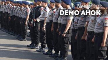 Polisi juga mengimbau masyarakat tidak terprovokasi dengan ajakan-ajakan di media sosial yang berupaya mengarahkan unjuk rasa ke hal-hal yang anarkis.