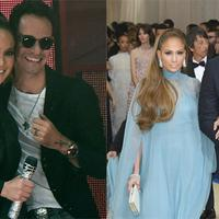 Suami-istri yang sudah bercerai bukan berarti tidak boleh menjalin hubungan yang baik. Jennifer Lopez dan Marc Anthony sampai saat ini masih berhubungan baik meskipun JLo sudah memiliki kekasih, Alex Rodriguez. (AFP/Bintang.com)