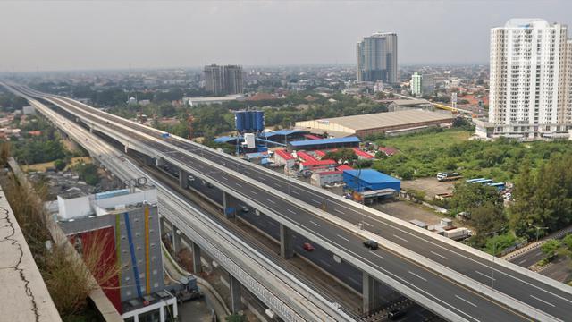 PSBB Masa Transisi, Tol Layang Jakarta - Cikampek Kembali Dibuka