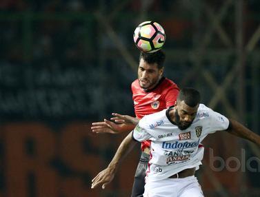 Persija Jakarta, Bali United, Liga 1 2017