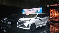 Toyota Avanza 2019 resmi mengaspal. (Dian/Liputan6.com)