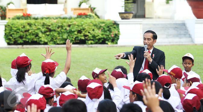 Ilustrasi perayaan hari anak (Sumber Foto: Liputan6)