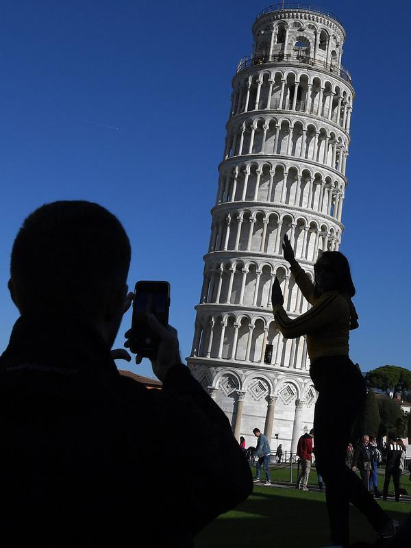 Wisata di Italia Kembali Dibuka, Ini 5 Fakta Menarik Seputar Menara Pisa