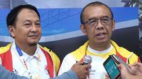 Sesmenpora Gatot S Dewabroto ucapkan kebanggaan kemenpora yang sukses menggelar Asian Schools Football Championship (ASFC) di Balikpapan (dok: Kemenpora)