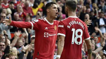 Liga Inggris musim ini dihuni para striker tajam dari berbagai negara yang bersaing mempertontonkan skill mumpuni untuk mencetak gol sebanyak mungkin. Lima di antaranya bahkan telah teruji bersama timnas dengan menjadi top skor sepanjang masa. Siapa saja sih? (Foto: AP/Rui Vieira)