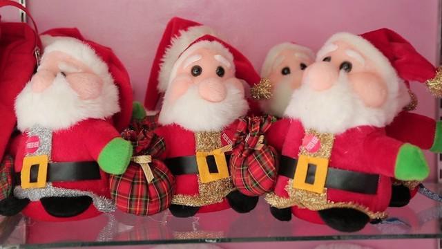 Menangkap momen dan ikut memberikan kebahagiaan saat Natal adalah tujuan pengusaha ini untuk mengembangkan usaha.