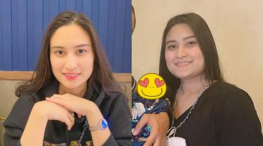 6 Potret Perubahan Wajah Angbeen Rishi Sebelum Vs Setelah Melahirkan Anak Pertama