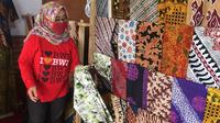 Perajin Batik di Banyuwangi (Foto: Merdeka.com)