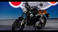 Honda CB190SS (Newmotor.com.cn)