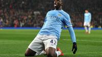 Yaya Toure (PAUL ELLIS / AFP)