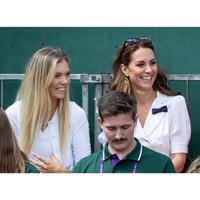 Kate Middleton di Wimbledon 2019 (Instagram @kensingtonroyal)