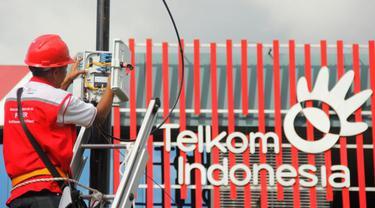 Ilustrasi Telkom