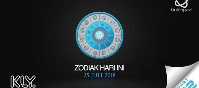 Video Zodiak Hari Ini: Simak Peruntungan Kamu di 25 Juli 2018 Part 2